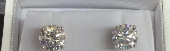 2 Carats of Bling