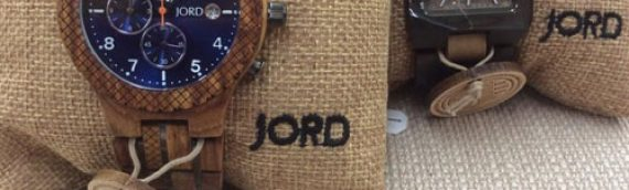 New Jord Wood Watches