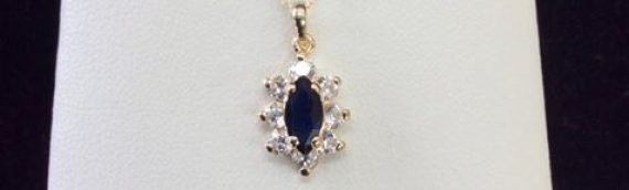 Beautiful Marquee Sapphire